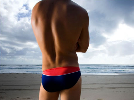 Married Guy in Speedos