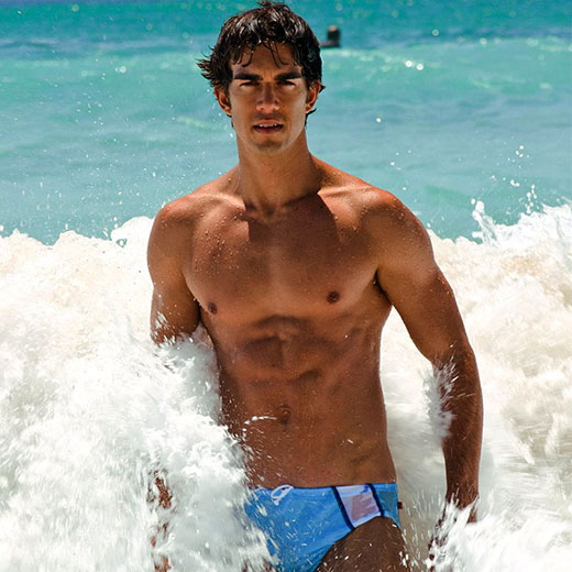 Blue AussieBum Speedos