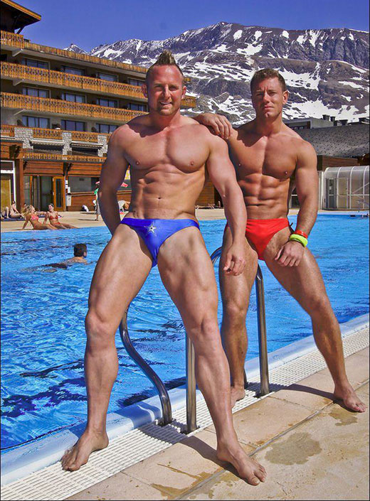 Cold Speedo