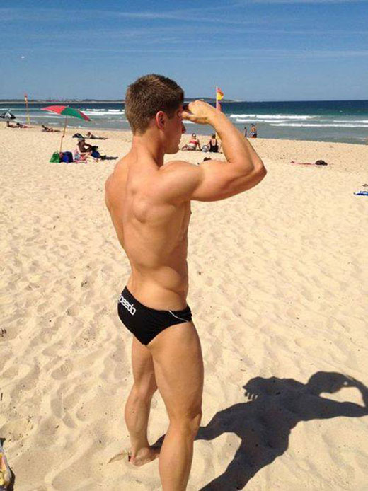 Black Speedo